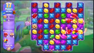 Wonka's World of Candy Level 166 - NO BOOSTERS + FULL STORY ???? | SKILLGAMING ✔️