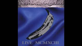 The Velvet Underground  -  Guess I'm Falling In Love (live)