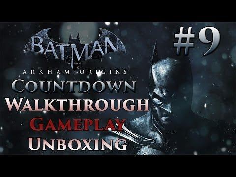 batman:-arkham-origins-|-gameplay-walkthrough,-online,-challenge-missions,-unboxing-coming-soon!