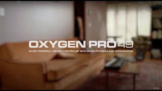 M-audio Oxygen Pro 49 || Your Perfect Control