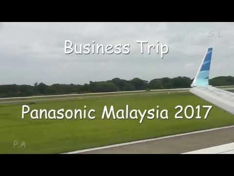 [Business Trip] Panasonic Factory Visit Kuala Lumpur 2017