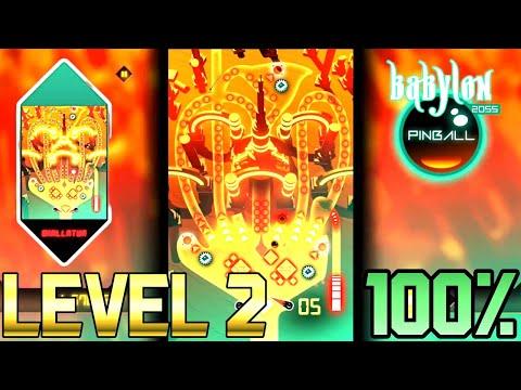 Babylon Pinball 2055 - Level 2 100% Completion (PC) |