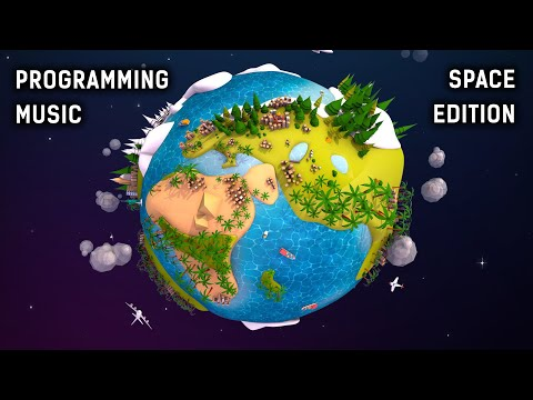 Programming Music - SPACE Edition 🌍 #10