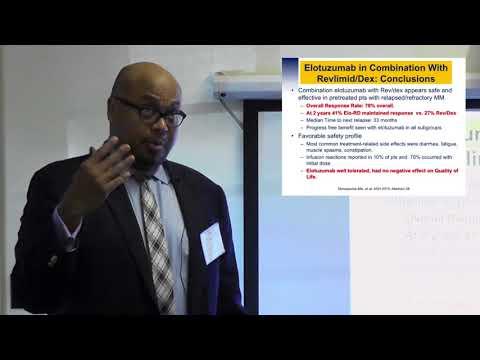 Dr. Craig Cole: Elotuzumab