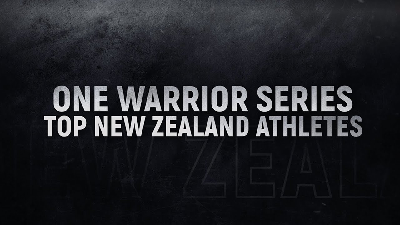 Rich Franklin's ONE Warrior Series | Top New Zealand Athlete Fights
