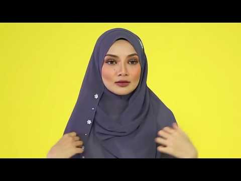 SHAWL TUTORIAL | Pudore | How to style Elena instant shawl | Style 1 from YouTube · Duration:  1 minutes 16 seconds