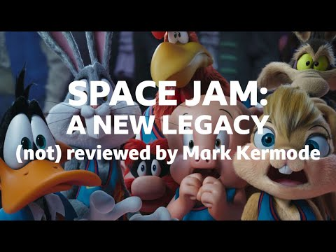 Download Space Jam: A New Legacy not reviewed by Mark Kermode