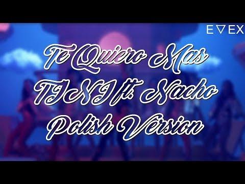 TINI ft. Nacho: Te Quiero Mas (Polish Version) - cover by Evex