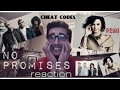 CHEAT CODES NO PROMISES FT DEMI LOVATO REACTION mp3