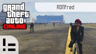 GTA Online Racing RONfred