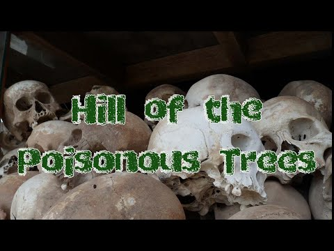 The Tuol Sleng Genocide Museum S21 Killing Fields of Cambodia VLOG# 19