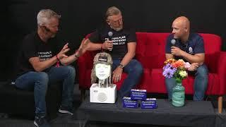 Future Skills Lounge - kompetenssamtal med Mats Olsson och Rikard Gunzenheimer