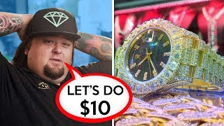8 Times Chumlee SCAMMED the Customers...