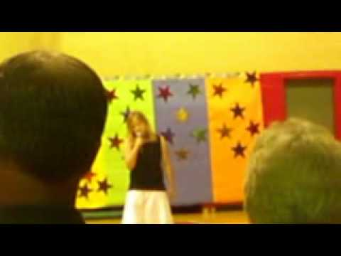 Minor Hill School Presents The talent show Addie Grace Nave