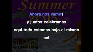 Скачать El Mismo Sol Karaoke Lirycs Alvaro Soler By Gynmusic Studios