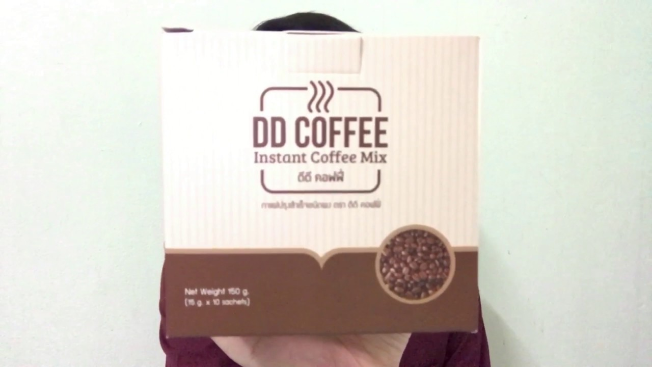 dd coffee instant coffee mix