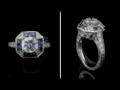Sapphire Engagement Rings Meaning And Symbolism