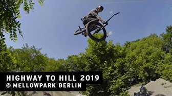 Highway to Hill 2019 @Mellowpark Berlin | freedombmx