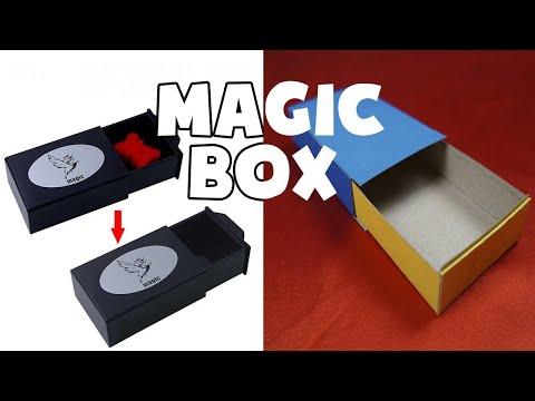 Коробка для фокусов с двойным дном своими руками