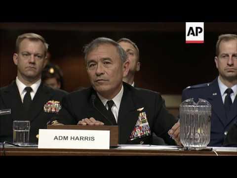 "Admiral: ""South China Sea A Militarized Zone"""