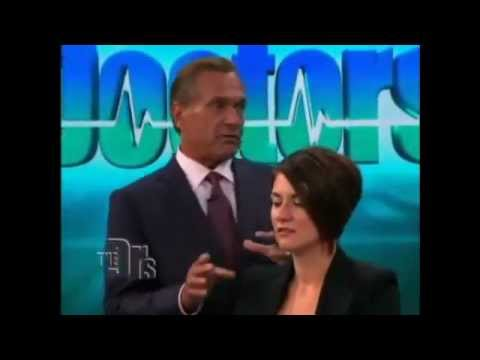 Nono Hair Removal Review Live Demo And Side Effects Discussed On The Doctors Show