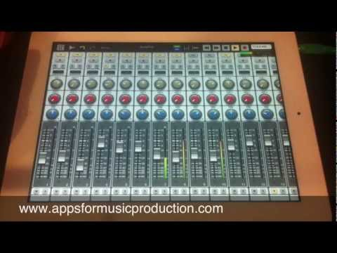 Auria - Dubstep on iPad