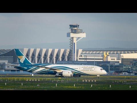 Planespotting Frankfurt Airport May 2017