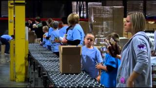 Gleaners Food Bank of Indiana - Who We Are (updated 12/2015)
