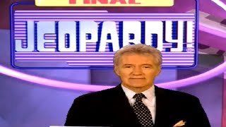 Jeopardy PC 2003 Cereal Box Games