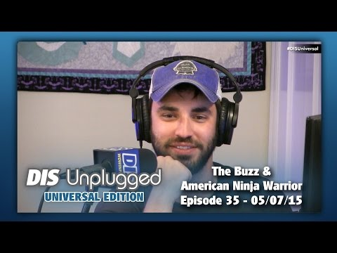 The Buzz & American Ninja Warrior | DU: UE | 05/14/15