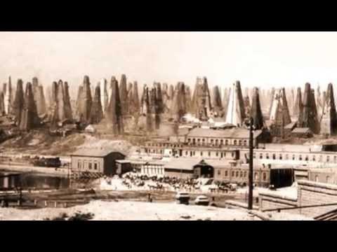 Three centuries of industry in Azerbaijan