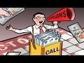 Options Trading 101 - How to Sell a Call Option on Etrade? - How to Trade Derivatives?
