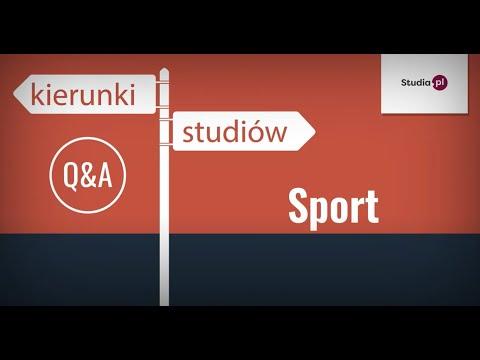 Kierunek Sport - Program Studiów, Praca, Zarobki.