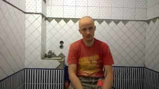 видео В ванной отвалилась плитка