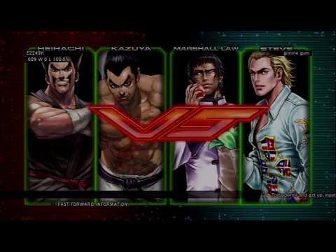 E24K's Tekken Tag Tournament 2 - Kazuya & Heihachi Ghost Battle Longplay / 1,000+ Sub Special