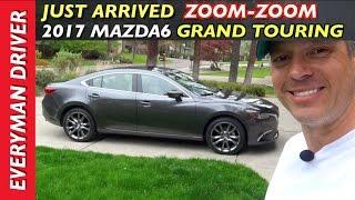 Just Arrived: 2017 Mazda6 on Everyman Driver
