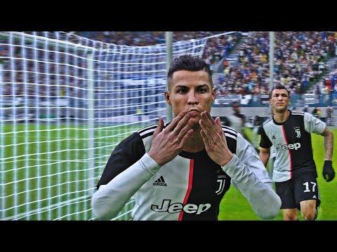 PES 2020 - Bayern München Vs Juventus | Gameplay HD PS4 PRO