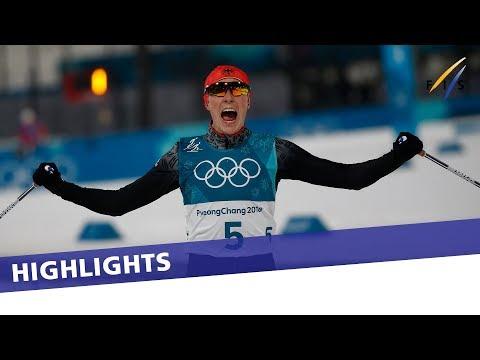 Pyeongchang Diaries | 1 | Eric Frenzel takes gold in the Gundersen NH | Photorecap