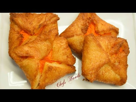 3 Ingredients Sweet Potato Recipe – Chef's Hands Special!