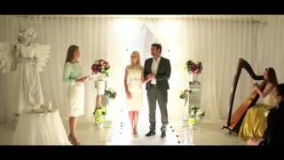 Годовщина свадьбы 4 года. Семейная церемония.