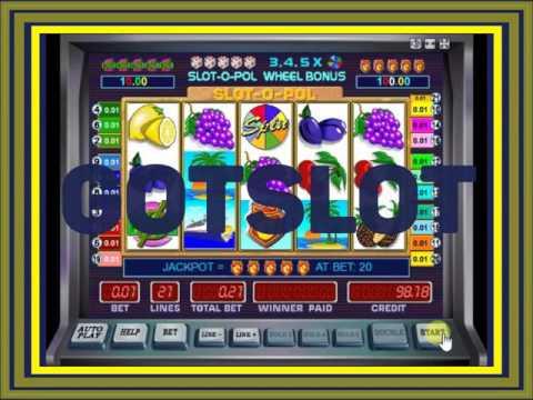 Игровой автомат Slot O Pol Deluxe  Ешки Делюкс