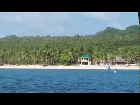 Lanas white beach Carabao Island Romblon water sports fishing Vacation
