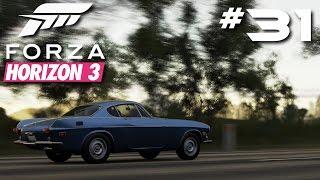 Ausfahrt im Volvo - Forza Horizon 3 #31 [DEUTSCH|HD]