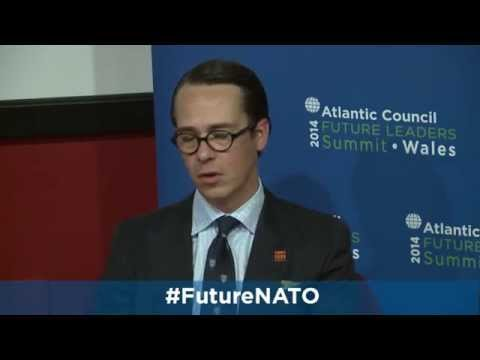 Future Leaders Summit: NATO's Enhanced Partnerships with Carl Haglund, MoD of Finland