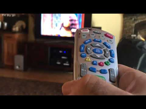 How to control TV's Cable Boxes and Audio Receiver  with Charter Cable remotes