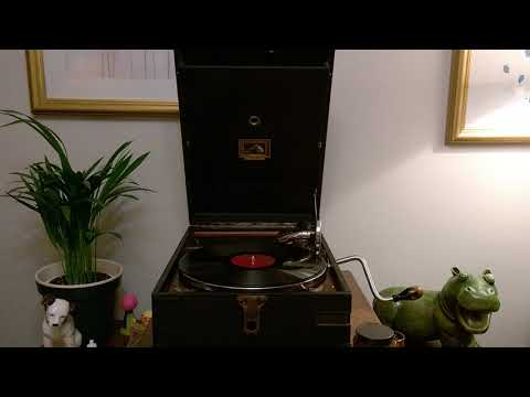 George Formby - When I'm Cleaning Windows - HMV 101 - Regal Zonophone 78rpm