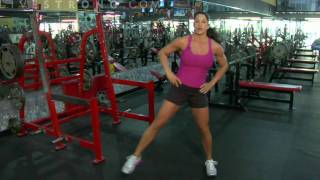 How to Do Side Lunges