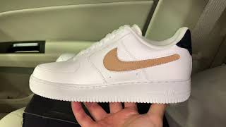 Category nike air force one white