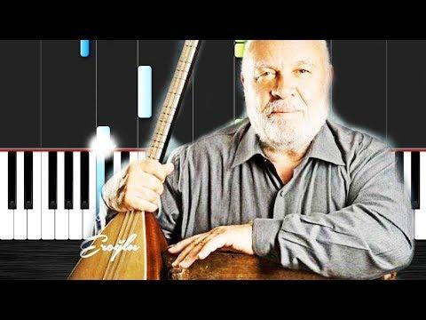 MİHRİBAN TÜRKÜSÜ - Piano by VN