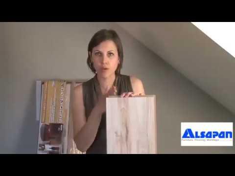 comment poser un sol stratifi alsapan youtube. Black Bedroom Furniture Sets. Home Design Ideas